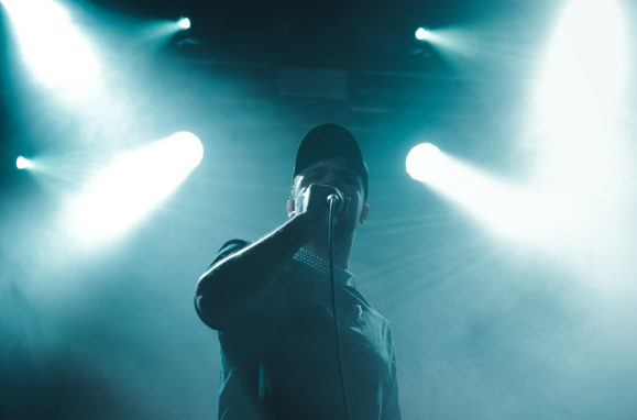 LIVE REVIEW: Raleigh Ritchie @ Manchester Academy 2 - aAh