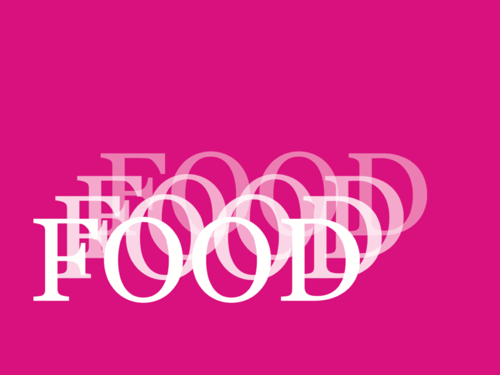 Creative Call For Submissions: the FOOD issue - aAh! Magazine
