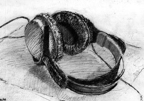 """""""Headphones"""" by Bigbadvoo is licensed under CC BY 2.0"""