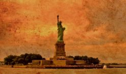 """""""Statue of Liberty #1 - New York City"""" by Andreas Komodromos is licensed under CC BY-NC 2.0"""