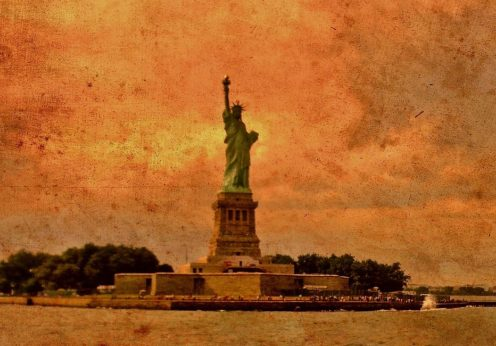 """Statue of Liberty #1 - New York City"" by Andreas Komodromos is licensed under CC BY-NC 2.0"
